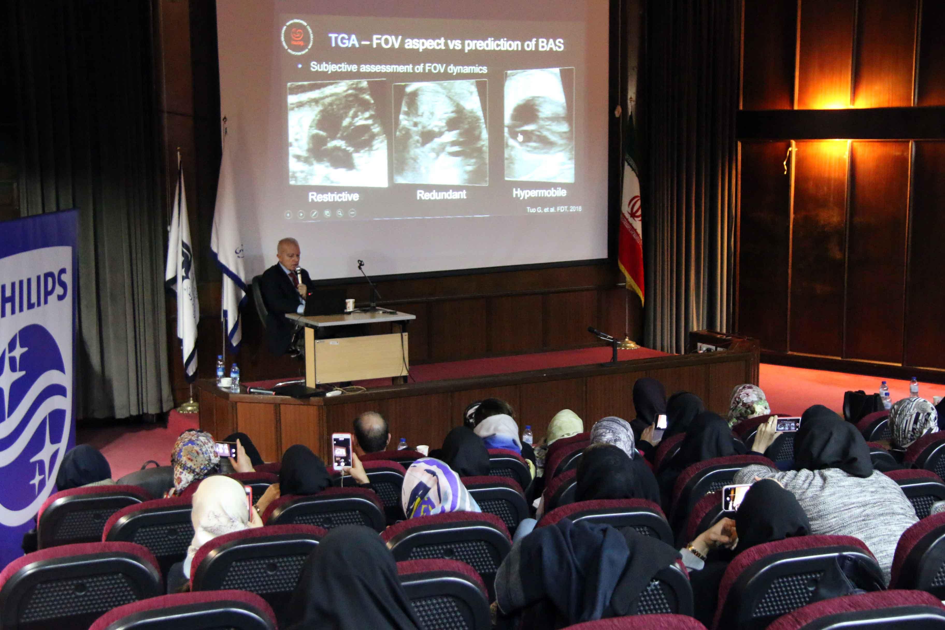 بهمن 98 ورک شاپ بیمارستان شریعتی